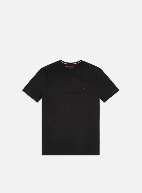 Short Sleeve T-shirts Tommy Hilfiger Essential Cotton Check T-shirt