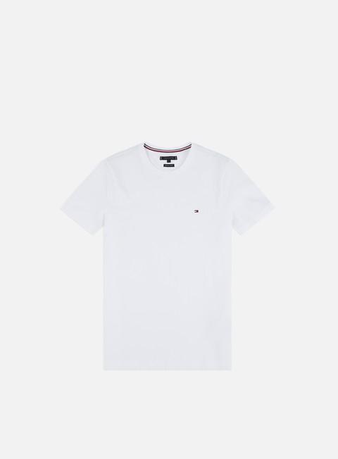 Outlet e Saldi T-shirt a Manica Corta Tommy Hilfiger Essential Cotton T-shirt