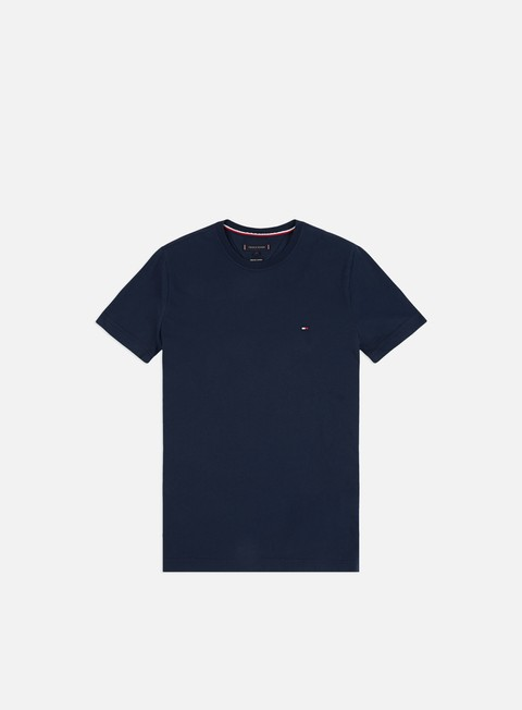 T-shirt a Manica Corta Tommy Hilfiger Essential Cotton T-shirt