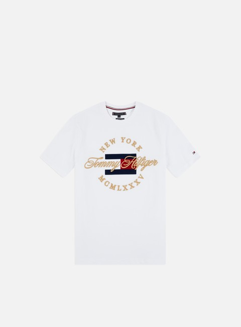 Outlet e Saldi T-shirt a Manica Corta Tommy Hilfiger Icon Relax Fit T-shirt