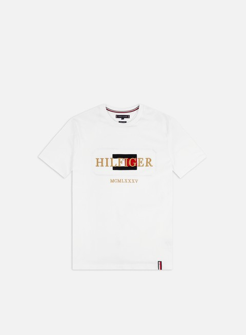 Short Sleeve T-shirts Tommy Hilfiger Icon Rope Frame Relaxed Fit T-shirt
