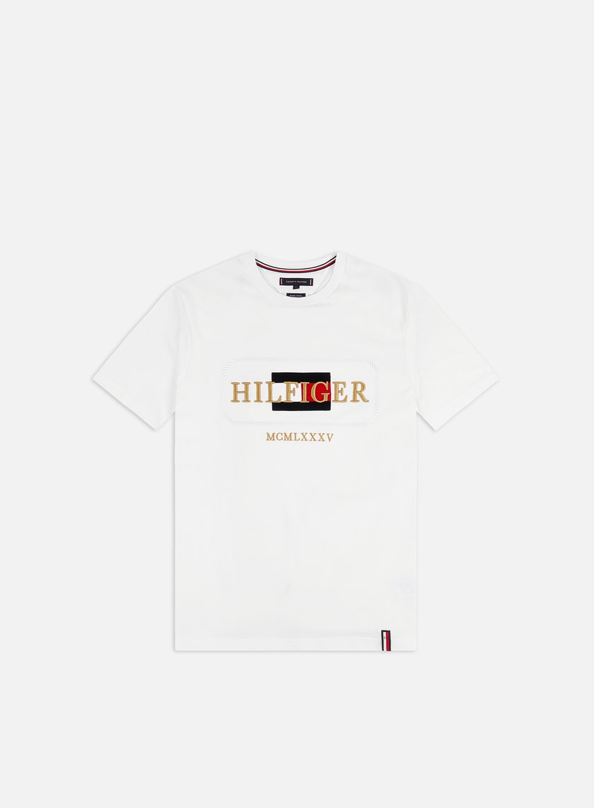 Tommy Hilfiger Icon Rope Frame Relaxed Fit T-shirt