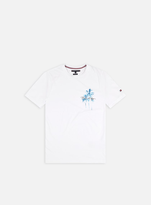 Tommy Hilfiger Palm Box Print T-shirt