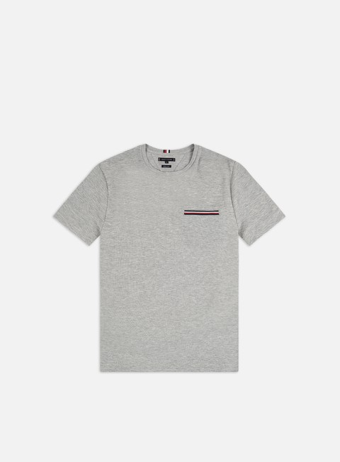 T-shirt Pocket Tommy Hilfiger RWB Pocket Flex T-shirt