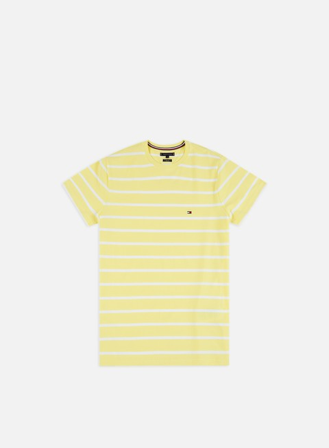 T-shirt a Manica Corta Tommy Hilfiger Stretch Slim Fit T-shirt