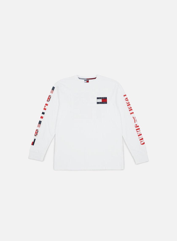 509f6836c116b TOMMY HILFIGER TJ 90s CN LS T-shirt € 59 Long Sleeve T-shirts ...
