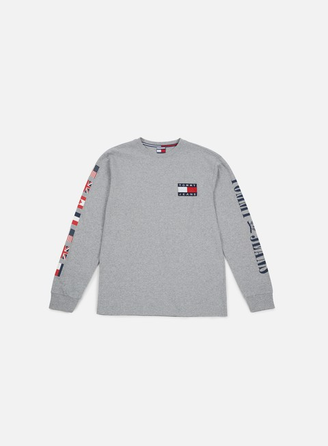 Long Sleeve T-shirts Tommy Hilfiger TJ 90s CN LS T-shirt
