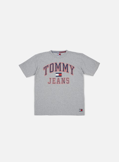 t shirt tommy hilfiger tj 90s cn t shirt grey marl