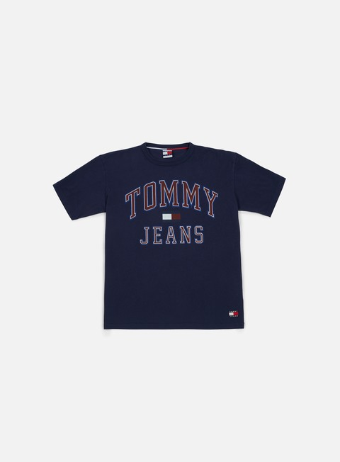 t shirt tommy hilfiger tj 90s cn t shirt peacoat