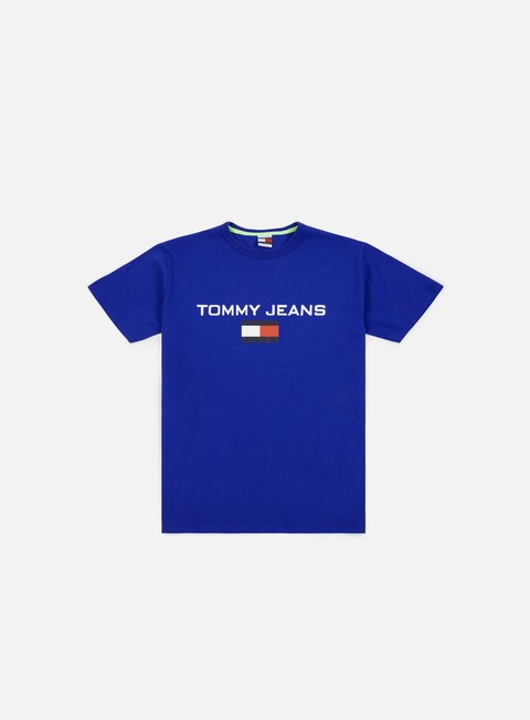 t shirt tommy hilfiger tj 90s logo t shirt surf the web