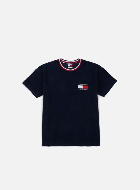 T-shirt Basic Tommy Hilfiger TJ 90s Towelling T-shirt