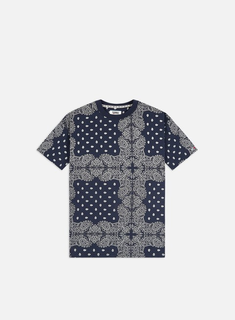 T-shirt con Stampa All Over Tommy Hilfiger TJ Allover Print Bandana T-shirt