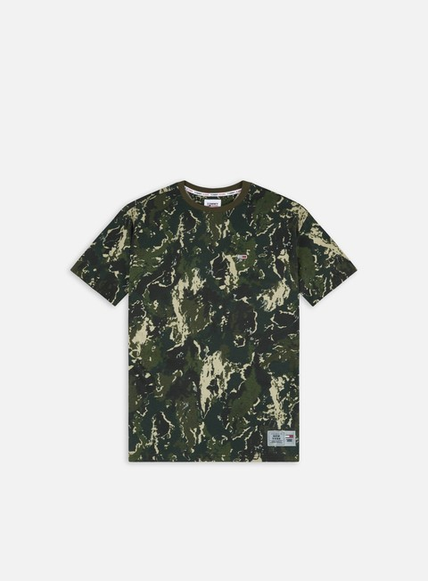 Sale Outlet All over T-shirts Tommy Hilfiger TJ AOP Camo T-shirt