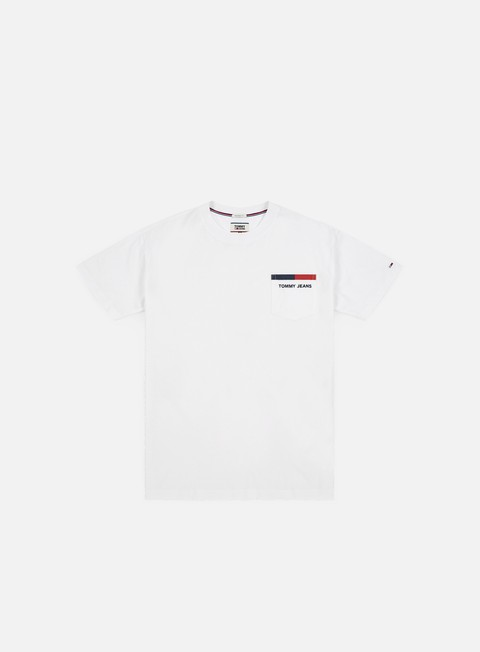 T-shirt Logo Tommy Hilfiger TJ Back Stripe T-shirt