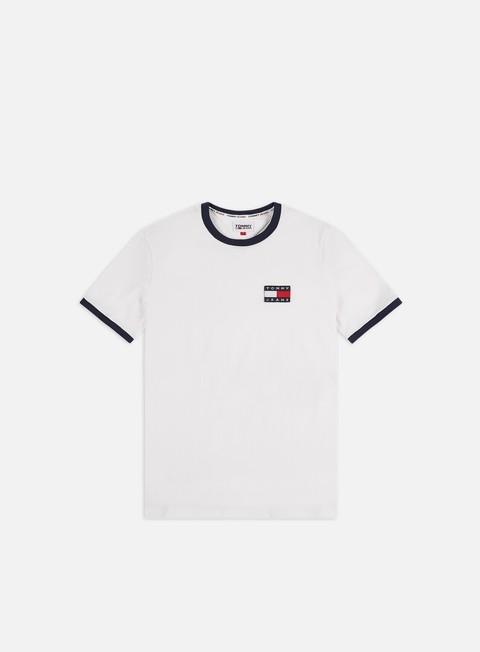 Tommy Hilfiger TJ Badge Ringer T-shirt
