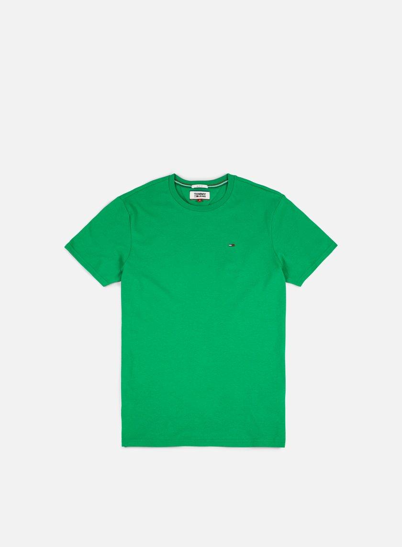 Tommy Hilfiger TJ Basic Knit T-shirt,Jelly Bean