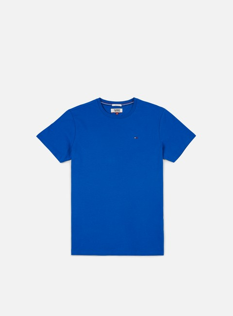 Sale Outlet Short Sleeve T-shirts Tommy Hilfiger TJ Basic Knit T-shirt