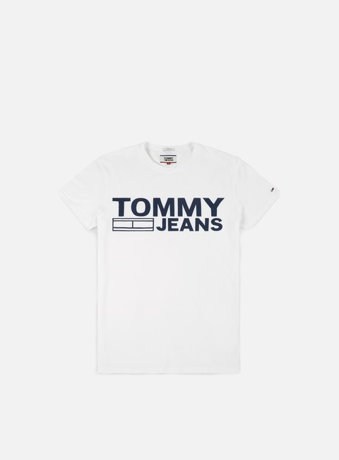 Outlet e Saldi T-shirt a Manica Corta Tommy Hilfiger TJ Basic T-shirt