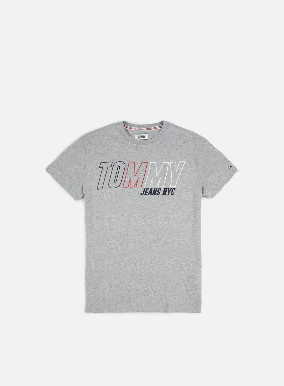 Tommy Hilfiger TJ Block Logo T-shirt
