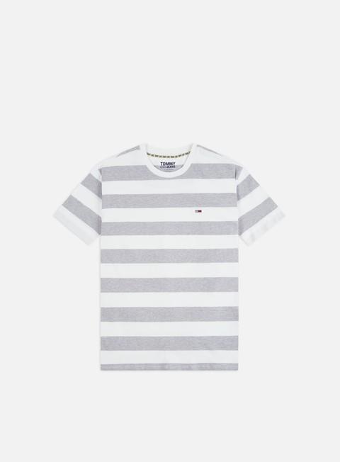 Short Sleeve T-shirts Tommy Hilfiger TJ Bold Stripe T-shirt