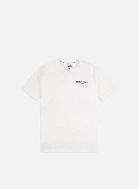 Logo T-shirts Tommy Hilfiger TJ Chest Corp T-shirt
