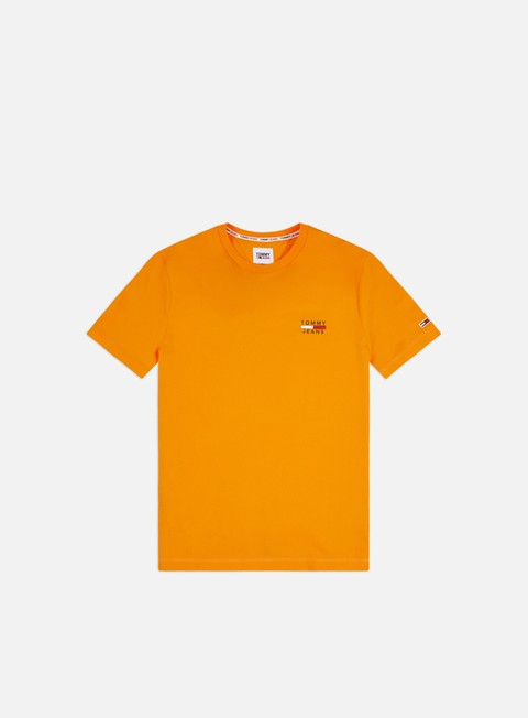 Short Sleeve T-shirts Tommy Hilfiger TJ Chest Logo T-shirt