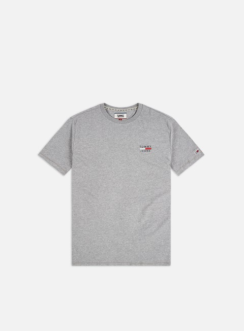 Short Sleeve T-shirts Tommy Hilfiger TJ Chest Logo T-shirt