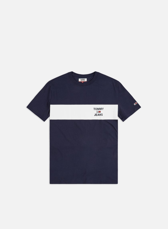 Tommy Hilfiger TJ Chest Stripe Logo T-shirt