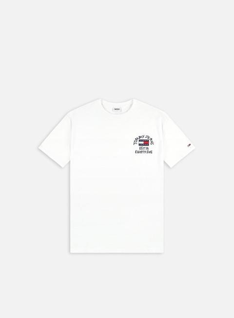 Short sleeve T-shirts Tommy Hilfiger TJ Chest Written Logo T-shirt