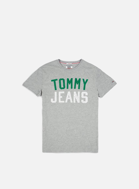 eca85d7cd0c1b4 TOMMY HILFIGER TJ College Logo T-shirt € 21 T-shirt a Manica Corta ...