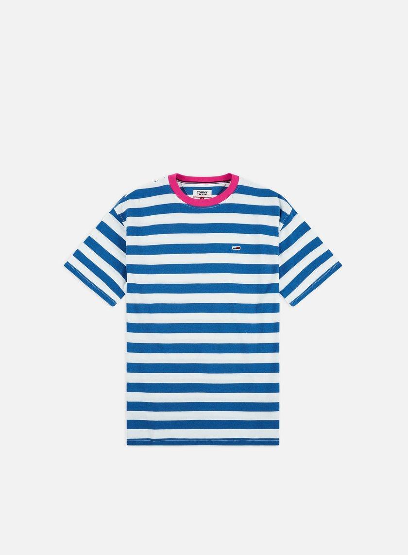 Tommy Hilfiger TJ Color Neck Stripe T-shirt
