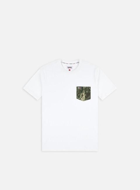 Short sleeve T-shirts Tommy Hilfiger TJ Constrast Pocket T-shirt