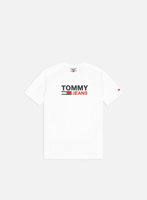 Outlet e Saldi T-shirt a Manica Corta Tommy Hilfiger TJ Corp Logo T-shirt
