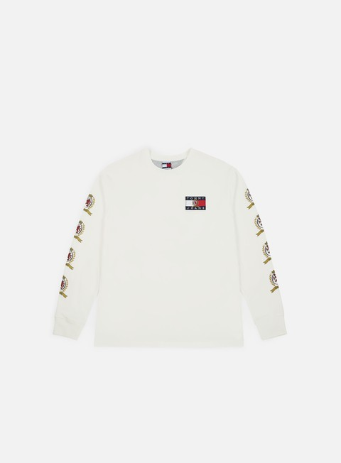 Long Sleeve T-shirts Tommy Hilfiger TJ Crest LS T-shirt