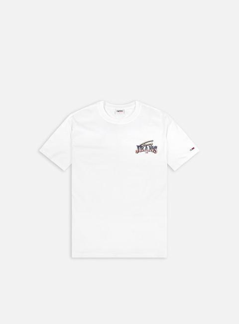Short Sleeve T-shirts Tommy Hilfiger TJ Diamond Back Logo T-shirt