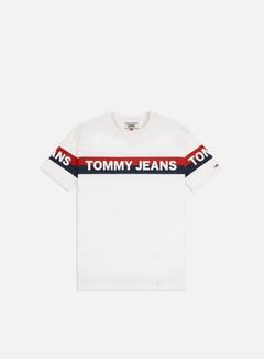 Tommy Hilfiger TJ Double Stripe Logo T-shirt