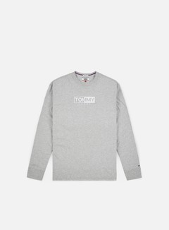 Tommy Hilfiger TJ Embroidered Logo LS T-shirt