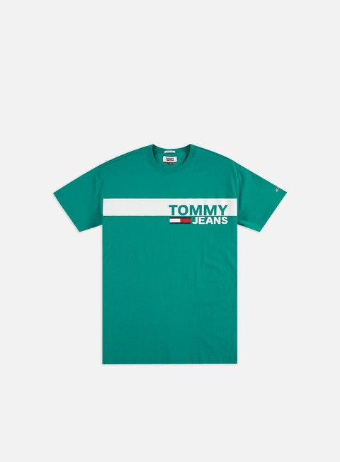 Sale Outlet Short Sleeve T-shirts Tommy Hilfiger TJ Essential Box Logo T-shirt