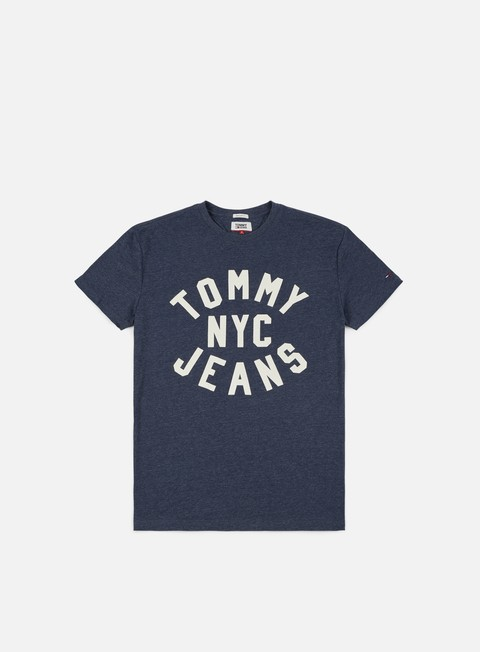 t shirt tommy hilfiger tj essential logo t shirt black iris
