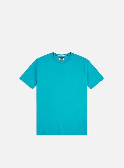 Short Sleeve T-shirts Tommy Hilfiger TJ Essential Solid T-shirt
