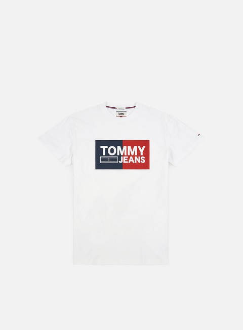 T-shirt Logo Tommy Hilfiger TJ Essential Split Box T-shirt