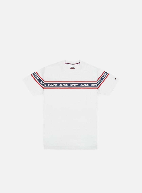 4f50e4742462 TOMMY HILFIGER TJ Essential Tape T-shirt € 23 Short Sleeve T-shirts ...