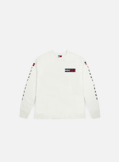 T-shirt a Manica Lunga Tommy Hilfiger TJ Expedition Long Sleeve T-shirt