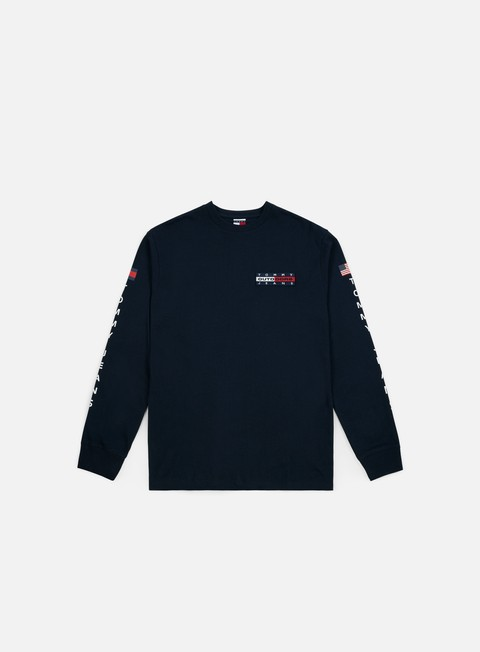 Long Sleeve T-shirts Tommy Hilfiger TJ Expedition Long Sleeve T-shirt