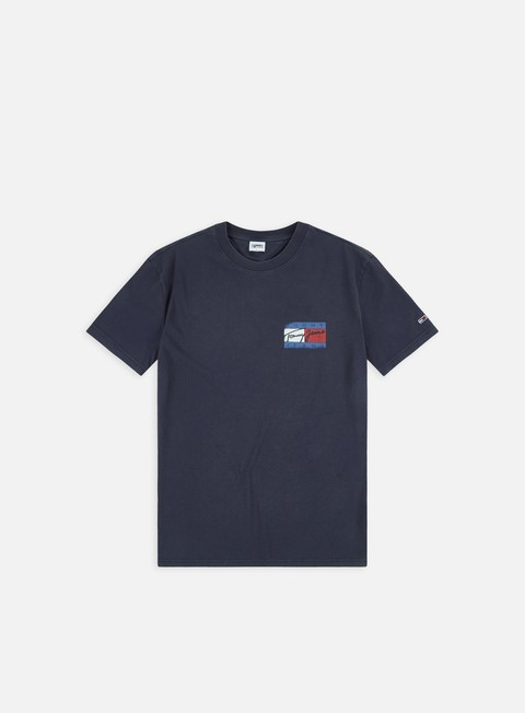 Short sleeve T-shirts Tommy Hilfiger TJ Faded Flag T-shirt