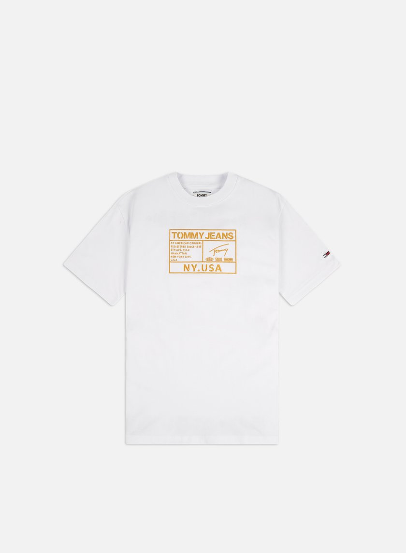 Tommy Hilfiger TJ Gold Embroidery Logo T-shirt