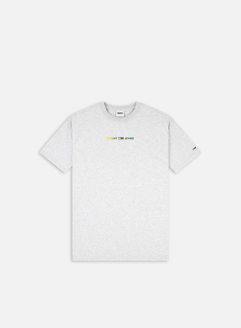Tommy Hilfiger TJ Multicolor Linear Logo T-shirt