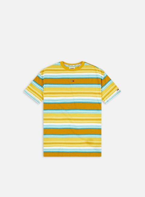Tommy Hilfiger TJ Multistripe Layout T-shirt
