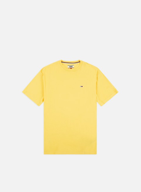 Sale Outlet Short Sleeve T-shirts Tommy Hilfiger TJ Overwashed T-shirt