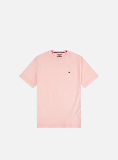T-shirt a Manica Corta Tommy Hilfiger TJ Overwashed T-shirt